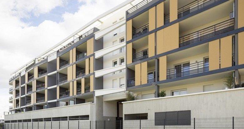 Achat / Vente immobilier neuf Marseille 10 quartier Pont de Vivaux (13010) - Réf. 1106