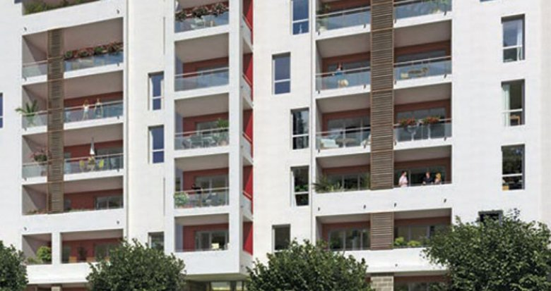 Achat / Vente immobilier neuf Marseille 10 Timone - Architecture contemporaine (13010) - Réf. 2915