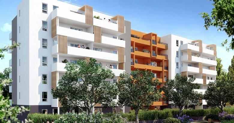 Achat / Vente immobilier neuf Marseille 10e quartier Saint-Tronc (13010) - Réf. 1739