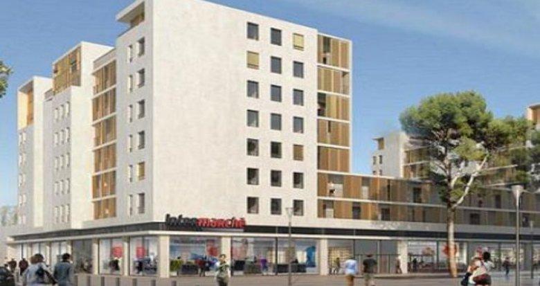 Achat / Vente immobilier neuf Marseille 10ème quartier Saint-Loup (13010) - Réf. 414