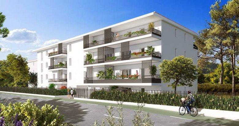 Achat / Vente immobilier neuf Marseille 11 proche de la zone commerciale La Valentine (13011) - Réf. 1280