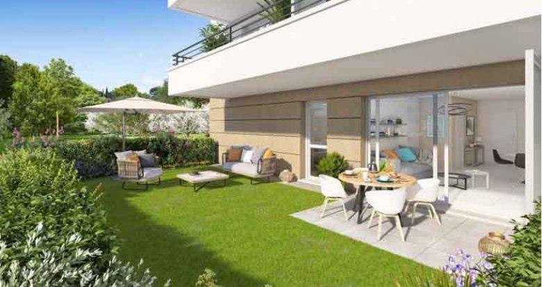 Achat / Vente immobilier neuf Marseille 11 proche du Vieux Port (13011) - Réf. 2515