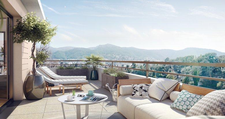 Achat / Vente immobilier neuf Marseille 11 proche Parc de la Buzine (13011) - Réf. 2630