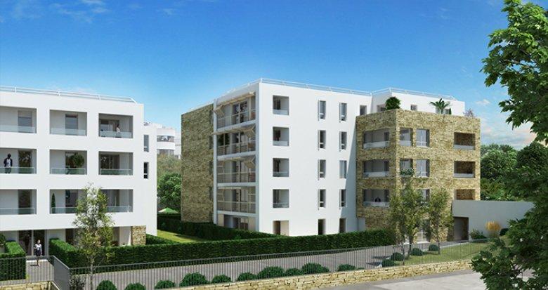 Achat / Vente immobilier neuf Marseille 11 quartier des Camoins (13011) - Réf. 1013