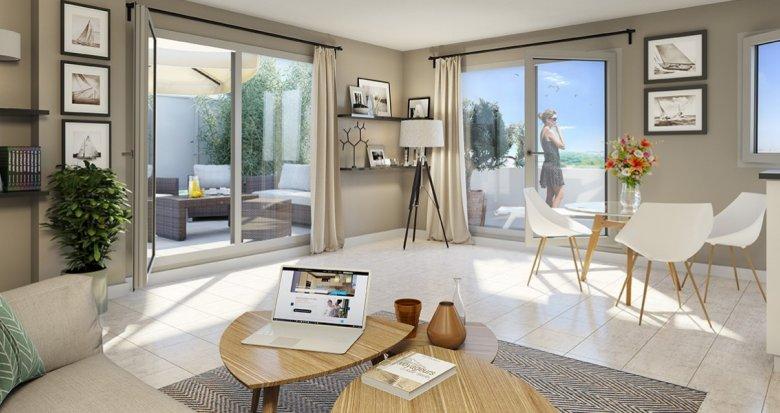 Achat / Vente immobilier neuf Marseille 11 Saint Marcel (13011) - Réf. 2588