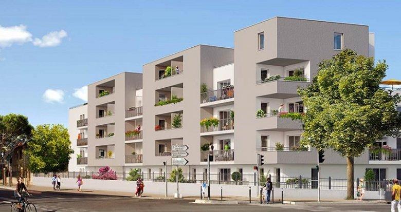 Achat / Vente immobilier neuf Marseille 11 secteur Saint Loup (13011) - Réf. 1714