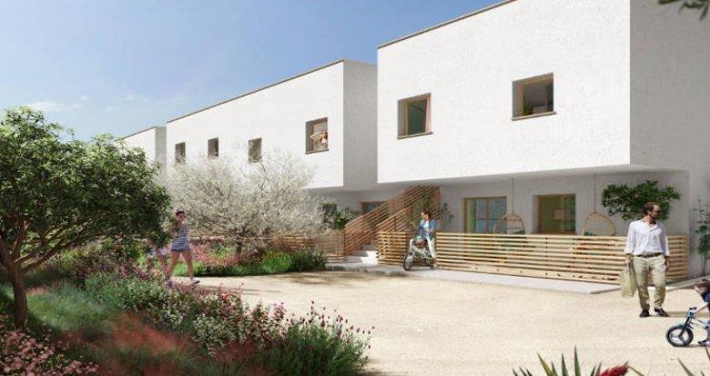Achat / Vente immobilier neuf Marseille 12 au coeur de Saint Julien (13012) - Réf. 4392