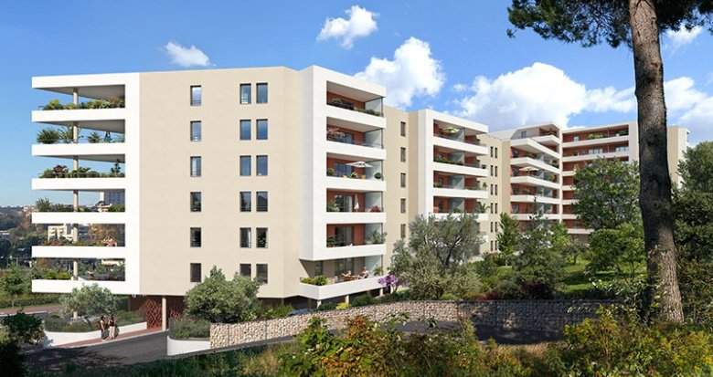 Achat / Vente immobilier neuf Marseille 12 Clerissy (13012) - Réf. 2940