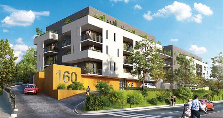 Achat / Vente immobilier neuf Marseille 12 hauteurs (13012) - Réf. 1470