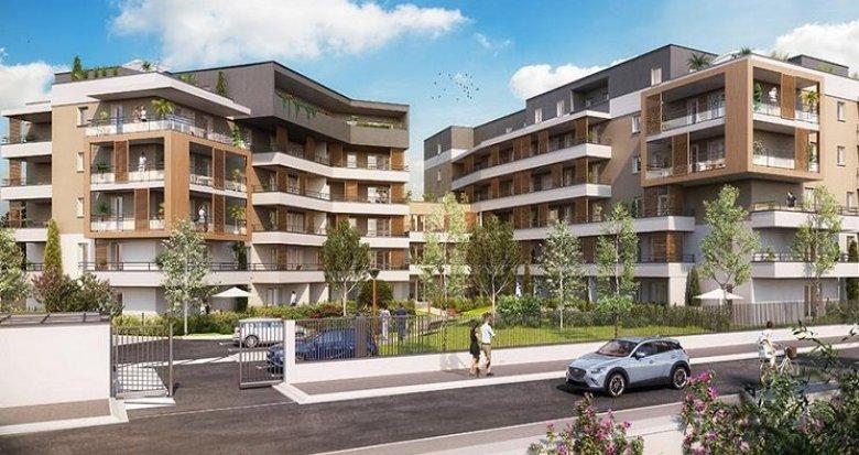 Achat / Vente immobilier neuf Marseille 12 plein centre de Montolivet (13012) - Réf. 1718