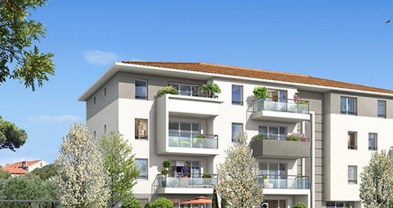 Achat / Vente immobilier neuf Marseille 12 proche des golfs (13012) - Réf. 2085