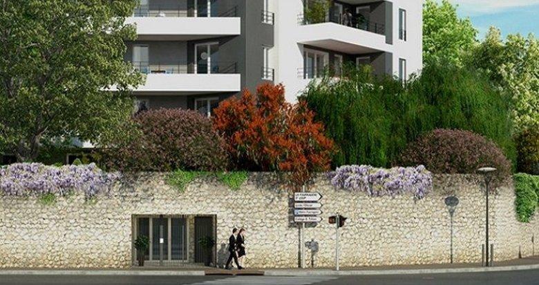 Achat / Vente immobilier neuf Marseille 12 proche transports en commun (13012) - Réf. 1587