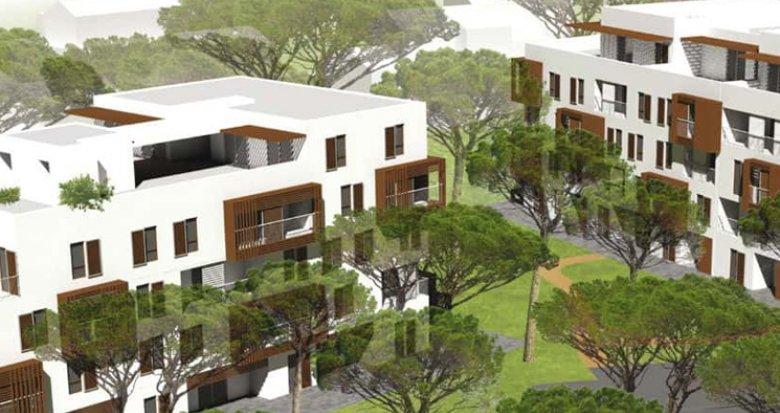 Achat / Vente immobilier neuf Marseille 12 quartier des Trois-Lucs (13012) - Réf. 2386