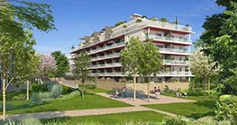Achat / Vente immobilier neuf Marseille 12 quartier la Moularde (13012) - Réf. 1586