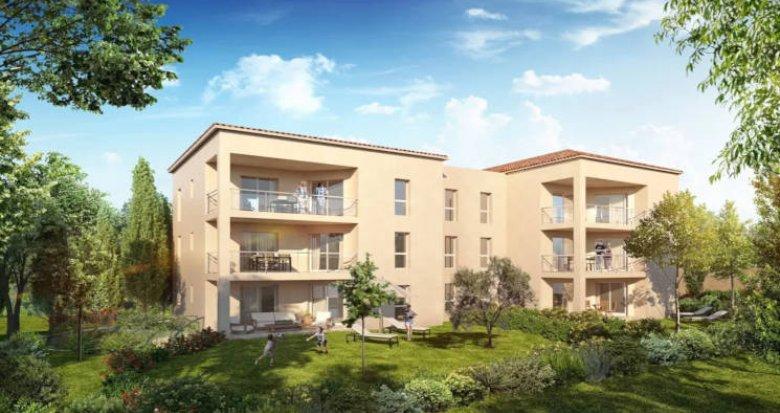 Achat / Vente immobilier neuf Marseille 12 secteur Montolivet (13012) - Réf. 2941
