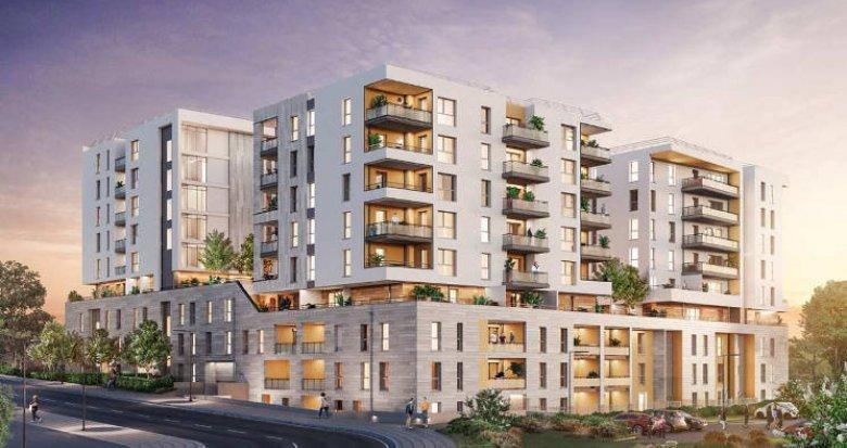 Achat / Vente immobilier neuf Marseille 12 sur les hauteurs de Beaumont (13012) - Réf. 5548