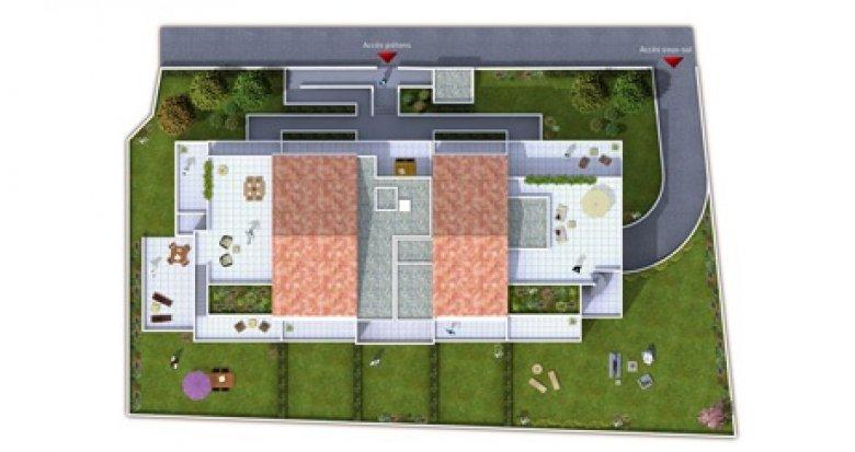 Achat / Vente immobilier neuf Marseille 12e, Saint-Julien Fernandel (13012) - Réf. 1012