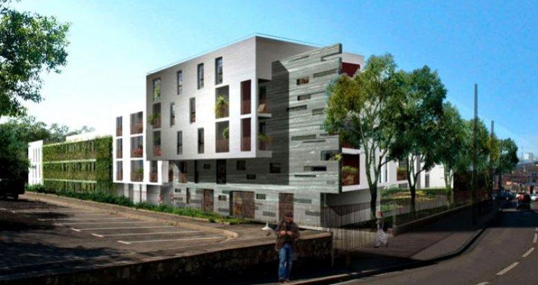 Achat / Vente immobilier neuf Marseille 12ème proche des commodités (13012) - Réf. 115