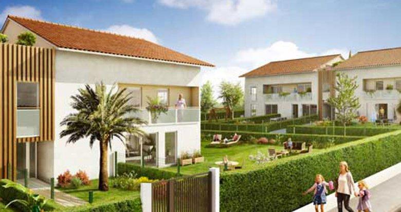 Achat / Vente immobilier neuf Marseille 12ème quartier Saint Julien (13012) - Réf. 1009