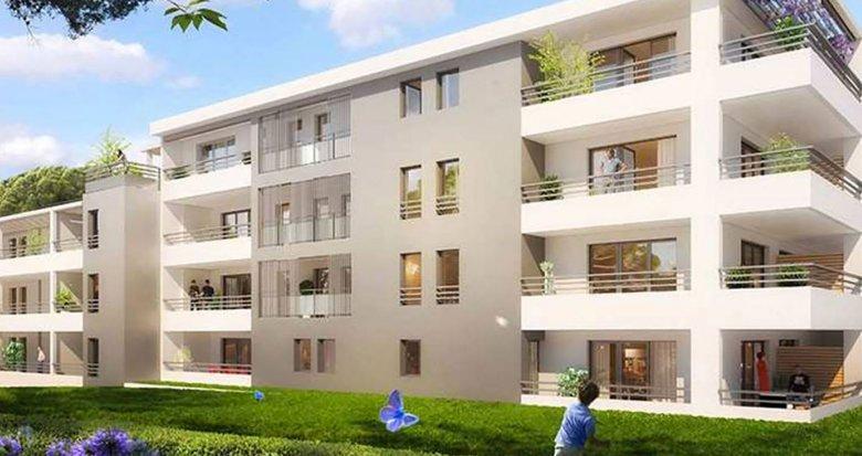 Achat / Vente immobilier neuf Marseille 13 à deux pas du technopôle (13013) - Réf. 1466