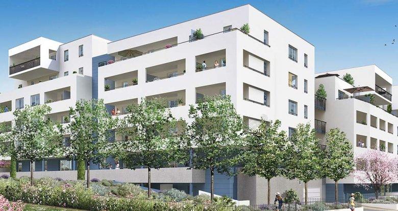 Achat / Vente immobilier neuf Marseille 13 Croix rouge Vues dégagées (13013) - Réf. 1032