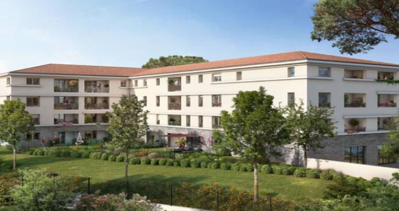 Achat / Vente immobilier neuf Marseille 13 en plein centre de Château-Gombert (13013) - Réf. 5056