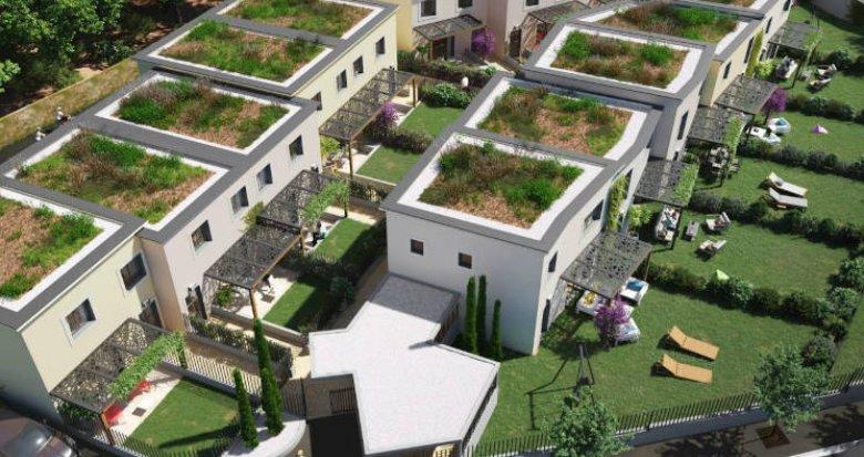 Achat / Vente immobilier neuf Marseille 13 entre les Olives et Allauch (13013) - Réf. 5069