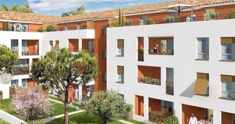Achat / Vente immobilier neuf Marseille 13 Les Olives (13013) - Réf. 1302
