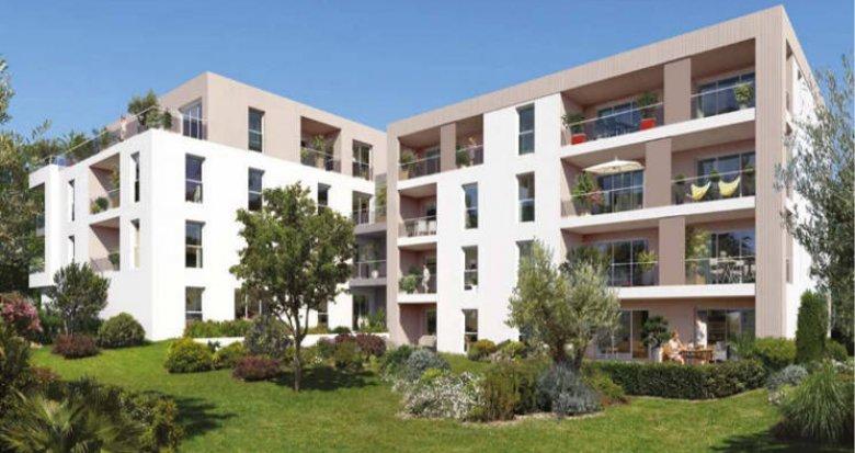 Achat / Vente immobilier neuf Marseille 13 petite copropriété proche du métro (13013) - Réf. 4939