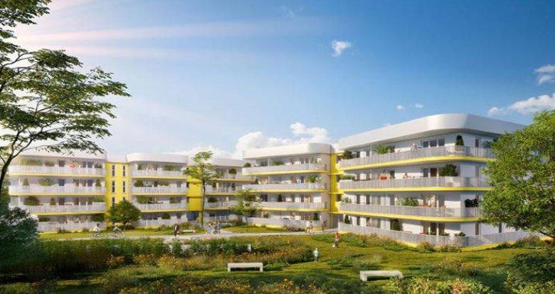Achat / Vente immobilier neuf Marseille 13 proche campus universitaire Saint-Jérôme (13013) - Réf. 3336