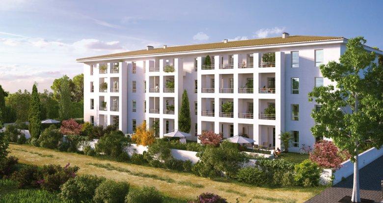 Achat / Vente immobilier neuf Marseille 13 proche Château-Gombert village (13013) - Réf. 808
