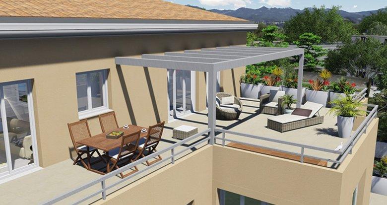 Achat / Vente immobilier neuf Marseille 13 quartier Croix-Rouge (13013) - Réf. 542