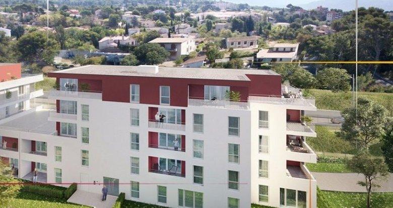 Achat / Vente immobilier neuf Marseille 13 quartier des Olives (13013) - Réf. 1006