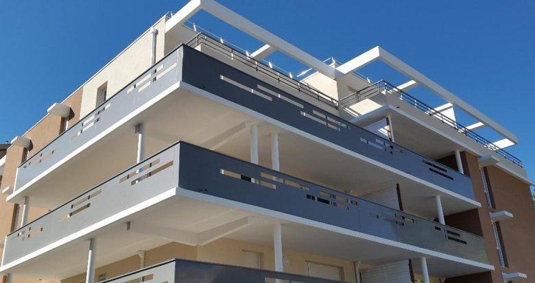 Achat / Vente immobilier neuf Marseille 13 quartier les Olives (13013) - Réf. 299