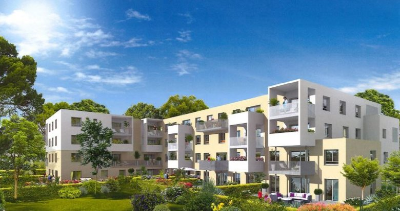 Achat / Vente immobilier neuf Marseille 13 TVA à 5,5% (13013) - Réf. 2258