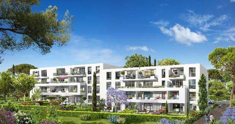 Achat / Vente immobilier neuf Marseille 13e arrondissement proche du métro (13013) - Réf. 1537