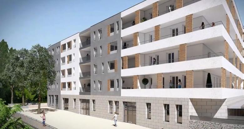 Achat / Vente immobilier neuf Marseille 14 au cœur d'un cadre d'exception (13014) - Réf. 4327