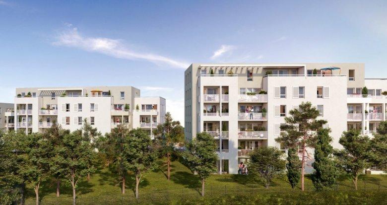 Achat / Vente immobilier neuf Marseille 14 secteur Saint-Barthélemy (13014) - Réf. 2916