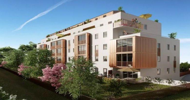 Achat / Vente immobilier neuf Marseille 14 secteur Saint-Barthélemy (13014) - Réf. 1058