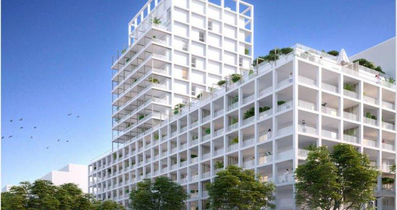 Achat / Vente immobilier neuf Marseille 15 en plein cœur d'Euromediterranée 2 (13015) - Réf. 4602