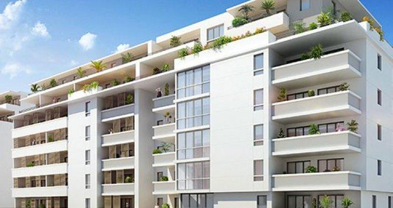 Achat / Vente immobilier neuf Marseille 15 proche pôle Euromed2 (13015) - Réf. 297