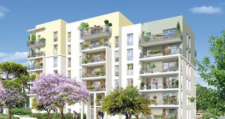 Achat / Vente immobilier neuf Marseille 15è arrondissement proche la Poste (13015) - Réf. 1033