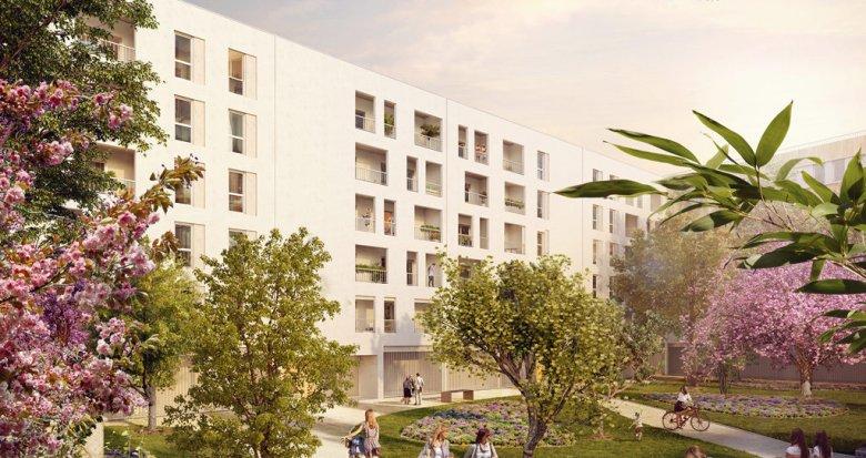 Achat / Vente immobilier neuf Marseille 15e aux portes d'Euroméditerranée (13015) - Réf. 318