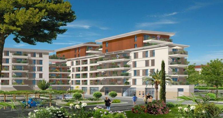 Achat / Vente immobilier neuf Marseille 15ème proche du centre-ville TVA réduite (13015) - Réf. 548