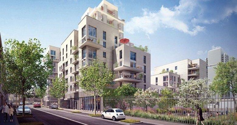 Achat / Vente immobilier neuf Marseille 3 à 10 minutes du Vieux Port (13003) - Réf. 1618