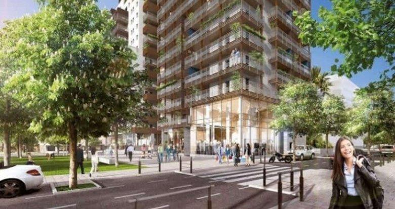 Achat / Vente immobilier neuf Marseille 3ème proche du vieux port (13003) - Réf. 367