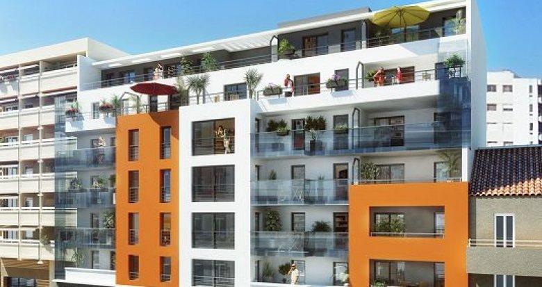 Achat / Vente immobilier neuf Marseille 4 proche de la place des Chartreux (13004) - Réf. 777