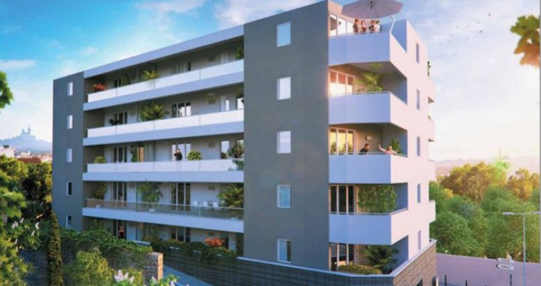 Achat / Vente immobilier neuf Marseille 4 quartier Saint-Barnabé (13004) - Réf. 617