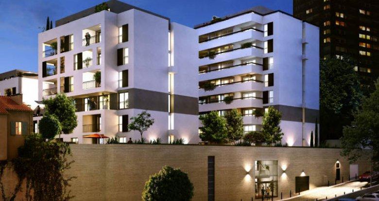 Achat / Vente immobilier neuf Marseille 4 secteur des Chartreux (13004) - Réf. 4617