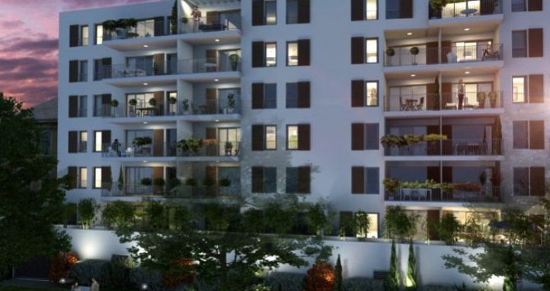 Achat / Vente immobilier neuf Marseille 4ème proche du métro (13004) - Réf. 982